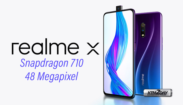 Realme-X-launched