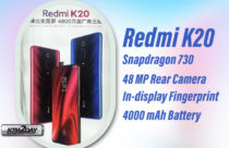 Redmi K20 revealed in official banners with specs