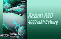 Redmi confirms battery capacity of K20 and sends unusual press invite