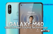 Samsung Galaxy M40 with Snapdragon 675 and 6 GB RAM launched