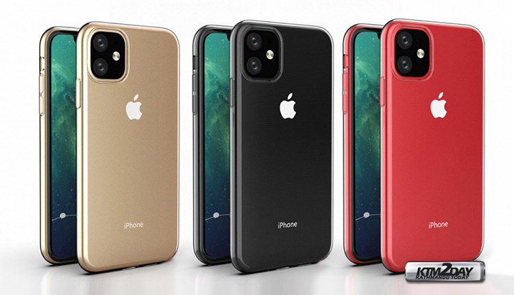 iPhone XR 2019 colors