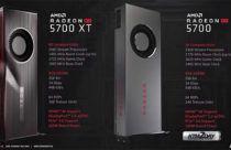 AMD launches Radeon RX 5700 and RX 5700 XT