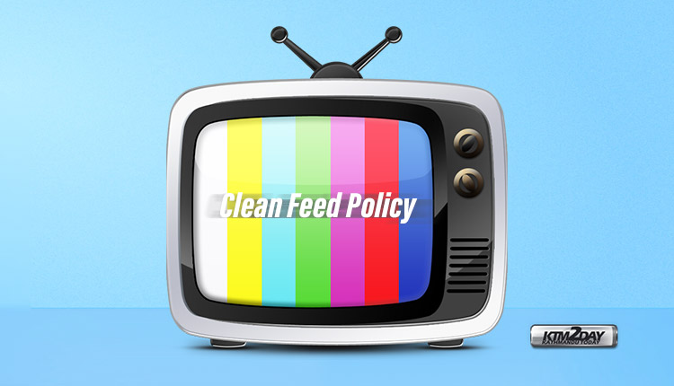Clean Feed Policy Nepal