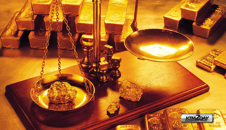 Gold Price high in Nepal