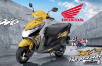 Honda Dio Deluxe launched in Nepal with new features