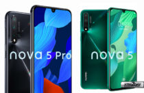 Huawei Nova 5 and Nova 5 Pro Launched with quad cameras