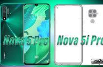 Huawei Nova 5i Pro to feature a quad camera setup on the rear