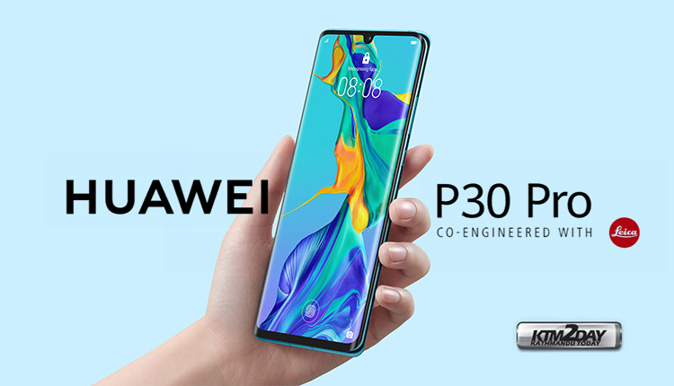 Huawei P30 Pro EMUI 9 1 0 178 update brings new features and