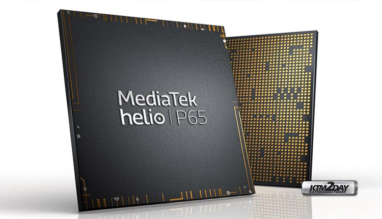 Mediatek Helio P65 SoC