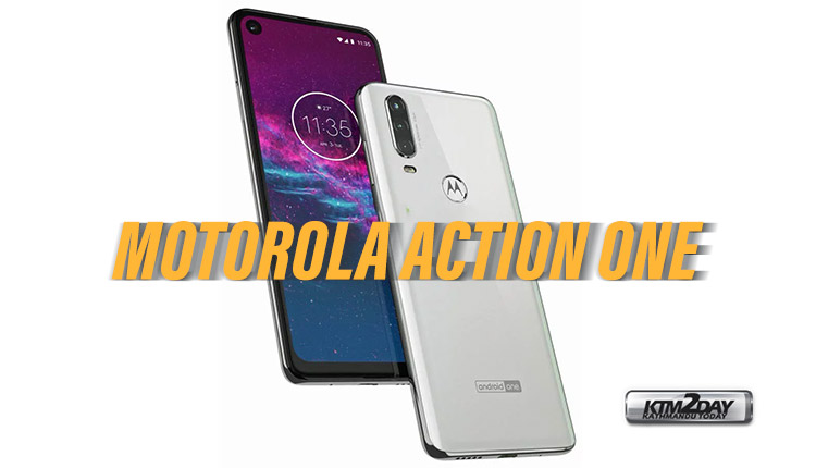 Motorola Action One