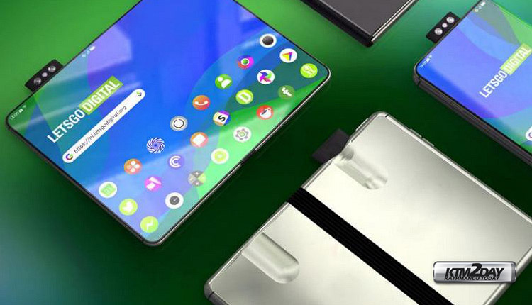 Oppo-foldable-smartphone
