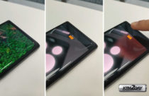 OPPO demonstrates invisible camera embedded under display