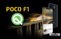 Pocophone F1: MIUI based on Android Q