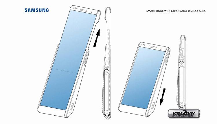 Samsung Expandable Display