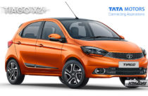 TATA Tiago XZ+ Launched in Nepali market