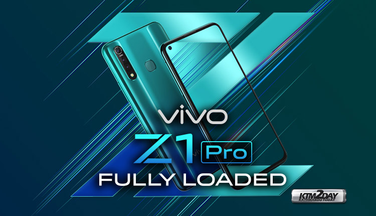 Vivo Z1 Pro Price in Nepal- Specification, Features - ktm2day com