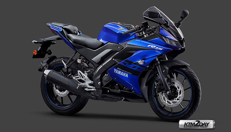 Yamaha YZF-R15 V3 0 ABS Price in Nepal - Specification