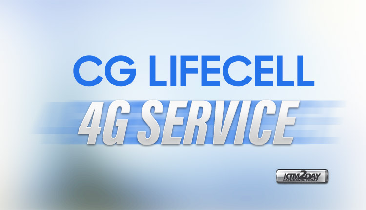 CG Lifecell 4G in Nepal