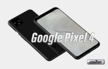 Google Pixel 4 XL shown in 360 degree rendered video