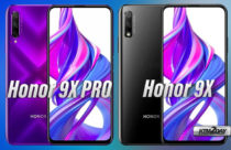 Honor 9X Pro and Honor 9X appear in official images