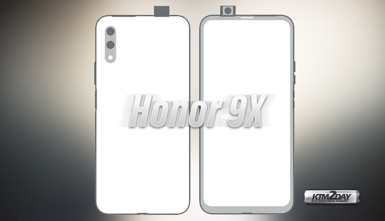 Honor 9X Specification