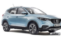 MG ZS EV, a more affordable electric vehicle launched in Nepal