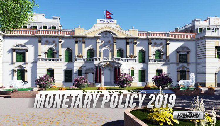Nepal Rastra Bank Monetary Policy 2019