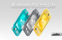 Nintendo launched portable console Nintendo Switch Lite
