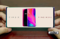 """Oppo unveils bezel-less """"Waterfall Display"""" with curved edges"""