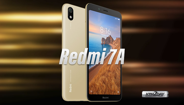 Redmi 7A Price Nepal