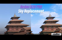 Redmi K20 Pro gets a sky replacement feature from CC9