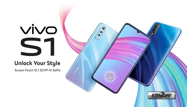 Vivo S1 Price In Nepal Specs Features Ktm2day Com