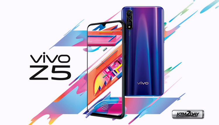 Vivo Z5 Price in Nepal