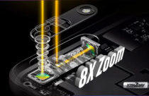 Smartphone camera with 8X Optical Zoom being developed