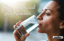 Dehydration in Summer: How to Stay Hydrated?