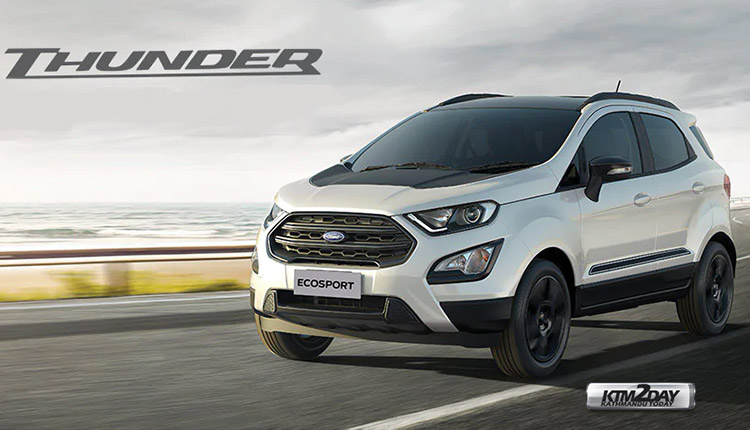 Ford EcoSport Thunder Edition Price Nepal