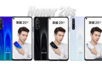 Honor 20s specs and official renders revealed ahead of launch