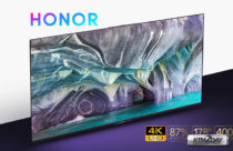 Honor launches 55-Inch 4K Smart TV running on Harmony OS
