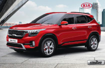 Kia Seltos Compact SUV launched in India