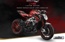 MV Agusta Brutale 800 RR LH44 Edition launched at NADA Auto Show
