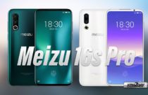 Meizu 16s Pro launched with Snapdragon 855+ and triple camera