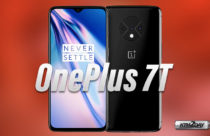 Oneplus 7T shows up on high quality render and video