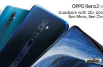 Oppo Reno 2 Series with Quad Cameras and 20x Zoom launched