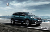 Peugeot 5008 launched at NADA - A whole new dimension for SUVs