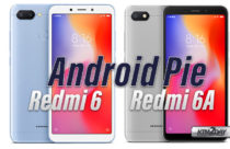 Redmi 6 and Redmi 6A start receiving Android Pie update