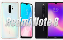 Redmi Note 8 with a 5000 mAh battery flaunts on a high-quality render