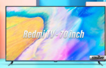 Redmi TV Launched – 70 inches for just $530