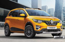 Renault TRIBER, a budget MPV with modular seating launched in Nepal