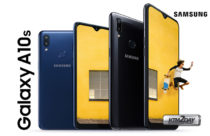 Samsung Galaxy A10s launched with fingerprint sensor and 4000 mAh battery