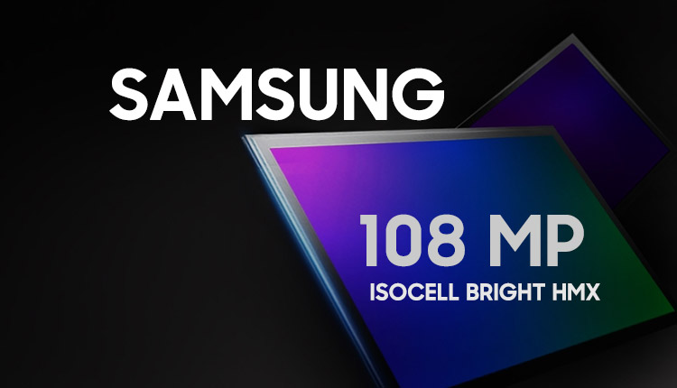 Samsung ISOCELL Bright HMX 108 MP